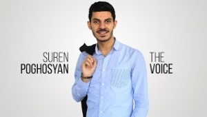 Suren Poghosyan - The Voice (Official Audio) Depi Evratesil 2018