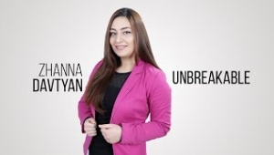 Zhanna Davtyan - Unbreakable (Official Audio) Depi Evratesil 2018