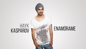 Hayk Kasparov - Enamórame (Official Audio) Depi Evratesil 2018